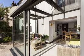 100 Glass Extention Modern Extensions Apropos Conservatories