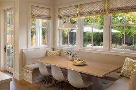 Breakfast Nook With Storage Bench Decor Full Of Elegance Kitchen