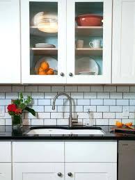 of pearl kitchen backsplash tile kitchen matte subway tile