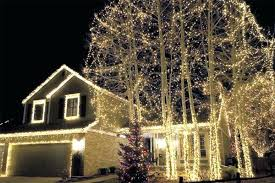 How To Put Up Christmas Lights On Outdoor Trees Christmaswalls Co