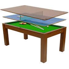 Dining Room Pool Table Combo by Gamesson Bordspill Combo 3i1 Mars Biljard U0026 Bordtennis Bord Home