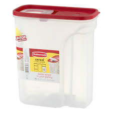 Christmas Tree Storage Box Rubbermaid Walmart by Rubbermaid Cereal Container 18 Cup 1 0 Ct Walmart Com