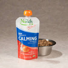 Feeding Dog Pumpkin Constipation by Nupath Pure Ease Pumpkin Puree Blend Calming Formula Dog