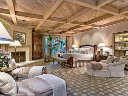 Awesome Luxury Master Bedrooms With Fireplaces Luxury Master