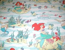 the little mermaid fangirly