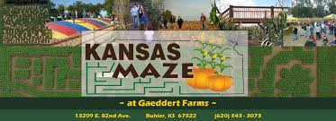 Goebberts Pumpkin Farm Haunted House by Kansas Maze At Gaeddert Farms Home Page Buhler Ks