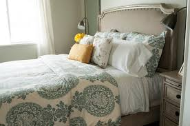 Pottery Barn Master Bedroom by West Creek Design July 2015