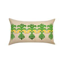 Decorative Lumbar Throw Pillows by Ideas U0026 Tips Outdoor Sunbrella Lumbar Pillow In Multicolor