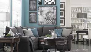 Blue And Gray Living Room Combination Nakicphotography