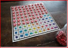 Homemade Math Board Games Ideas