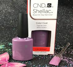 Cnd Shellac Led Lamp Instructions by Cnd Shellac Lilac Eclipse Gel Color Nightspell Collection L Gel