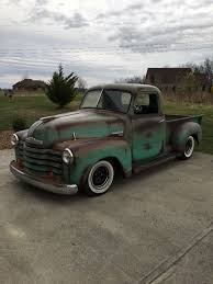 Rat Rod 1950 Chevrolet Pickup Custom | Classic Chevy Trucks ...