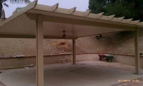 Alumawood Patio Covers Phoenix by Free Standing Patio Cover Riverside By West Coast Siding Alumawood