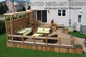 deck designs aynise benne