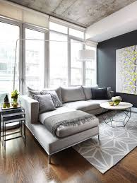 modern living room ideas with classic style with l shaped couch