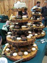 My Dad Will Be Making A Cupcake Stand Similar To This For Our Wedding Hold