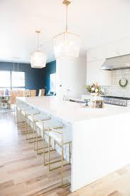 10 Affordable Gold Bar Stools For Home Design