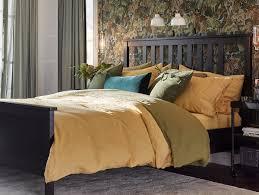 traumhaft grün gelbes schlafzimmer ikea österreich