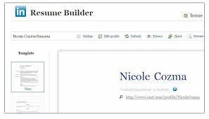 Sample Of A Resume And Options For Style On The Left Hand Side Nicole Cozma CNET