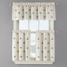 buy 24 inch window tiers from bed bath beyond