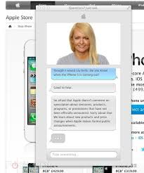Apple Introduces Live line Chat & Support Service