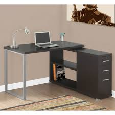 monarch specialties i cappuccino hollowener desk inc dark taupe