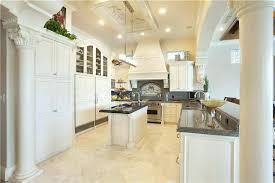 Kitchen Floors With White Cabinets Best Marble Floor Vinyl Flooring