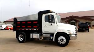 2013 HINO 338 DUMP TRUCK FOR SALE BY CARCO TRUCK - YouTube