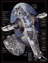 Starship Deck Plan Generator by Slave I Wookieepedia Fandom Powered By Wikia