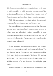 rent increase form letter Expinanklinfire
