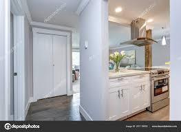 100 Small Modern Apartment White Kitchen Stainless Steel Appliances