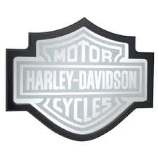 Harley Davidson Bar Shield Mirror HDL 15210