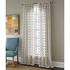Lush Decor Serena Window Curtain by Triangle Home Fashions Lush Decor Serena Window Curtain Panel