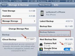 How to prevent iTunes making backups on your puter