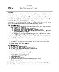 Banquet Manager Cover Letter Banquet Manager Resume Sample Waiter