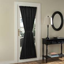 Transcendent Patio Door Curtains Blackout Stunning Ideas Of