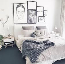 How Gorgeous Is Immyandindi Customer Honeypunch Bedroom Restyle Featuring Our Light Grey Button Cushion