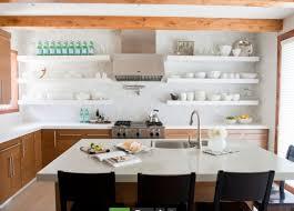 deco cuisine blanc et bois cuisine bois with cuisine bois best lot central cuisine