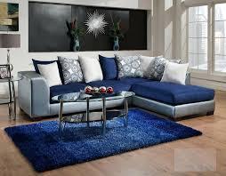 blaue sitzgarnitur wohnzimmer schöne blaue wohnzimmer möbel