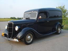 Eye Candy: 1935 Ford Panel Truck | The Star