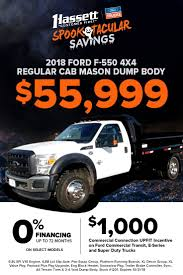 Stop In To Hassett For SPOOKTACULAR SAVINGS On Ford Trucks! Don't ... About Midway Ford Truck Center Kansas City New And Used Car Trucks At Dealers In Wisconsin Ewalds Lifted 2017 F 150 Xlt 44 For Sale 44351 With Regard Cars St Marys Oh Kerns Lincoln Colorado Springs 4x4 Truckss 4x4 F150 Haven Ct Road Ready Suvs Phoenix Sanderson Gndale Az Dealership Vehicle Calgary Alberta Buying Diesel Power Magazine Dealer Cary Nc Cssroads Of