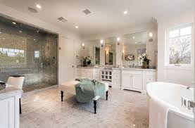 Luxurious Mansion Bathrooms