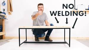 DIY Metal-Based Coffee Table W/ NO WELDING!! | Modern Builds - YouTube Amazoncom B Toys Kids Fniture Set 1 Craft Table 2 Inviting Ding Room Ideas Buy Online At Low Prices In India Simple 10 Diy Outdoor Side Toolbox Divas 3 Ways To Raise The Height Of A Wikihow Kmart Hack Easiest Ever Step Up Toddler Step Stool Kitchen Helper Tower Montessori Scdtyof2detablesanaturaloakfinish Wicker Patio Sets And Chairs Rustic Accent Or Coffee Dyag East Adjustable Chair Table Tad Personalised Technology Equipment
