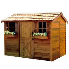 Storage Shed Kits 6 X 8 by Gambrel Storage Shed Plans Shed Blueprints