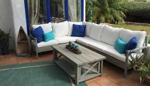 New X Design Coffee Table Outdoor Furniture San Diego