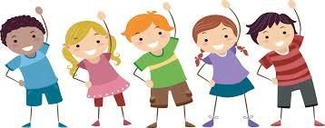 Pics s Children Waving Clipart