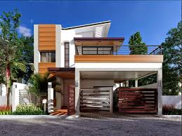 Two Story Modern House Ideas Photo Gallery by Planning To Build Your Own House Check Out The Photos Of These