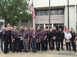 Rockwall Police prayer service honors fallen state law enforcement