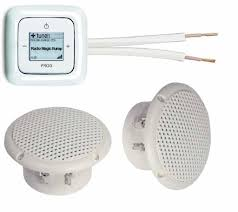 busch jäger unterputz inet radio unterputzradio 8216 u 8216u alpinweiß komplett set reflex si 2 x deckenlautsprecher