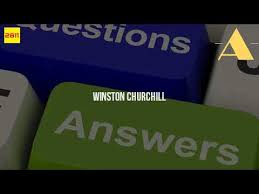 Winston Churchill Delivers Iron Curtain Speech Definition by Who First Used The Term Iron Curtain Youtube